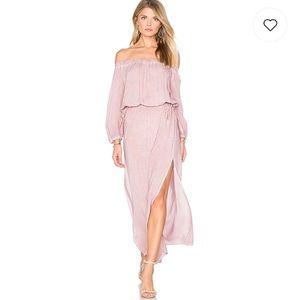 Young Fabulous & Broke Purple Canyon Maxi Dress